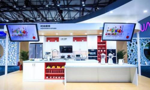 Leader烟机智能屏将实现厨房家电的智慧互联