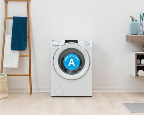 最高能效认证!海尔智家旗下Candy洗衣机获欧盟认可